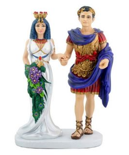 YTC Summit Cleopatra With Marc Anthony   Sculptures & Figurines