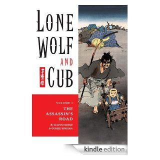 Lone Wolf and Cub Volume 1 The Assassin's Road eBook Kazuo Koike, Goseki Kojima, Frank Miller Kindle Store