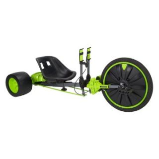 Huffy Green Machine Big Wheel Riding Toy   Tricycles & Bikes