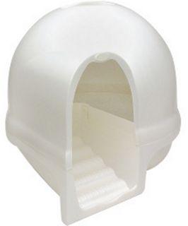 Petmate Booda Dome Clean Step Litter Box Litter Boxes