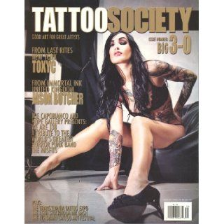 Tattoo Society Magazine # 30 October 2011: Various: Books
