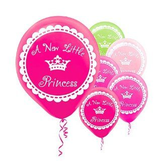 Little Princess Latex Balloons   20 Pack Toys & Games