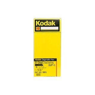 DUPLICATING FILM 5X12 EK 1215821 by BND 050BX CARESTREAM HEALTH INC/EASTMAN KODAK: Industrial & Scientific