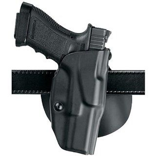 Safariland Glock 29, 30 6378 ALS Concealment Paddle Holster (STX Black Finish, Right Handed)  Gun Holsters  Sports & Outdoors