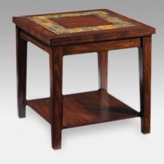 Steve Silver Davenport Slate Top End Table   End Tables