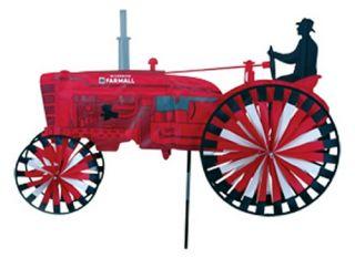 Premier Designs International Harvester Tractor Wind Spinner   Wind Spinners