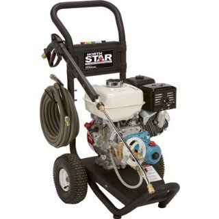 NorthStar Gas Cold Water Pressure Washer   3.0 GPM, 3300 PSI, Model# 15781820 : Patio, Lawn & Garden