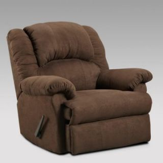 Chelsea Home Furniture Clarion Microfiber Recliner   Recliners