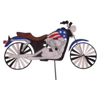 Premier Designs Motorcycle Wind Spinner   Wind Spinners