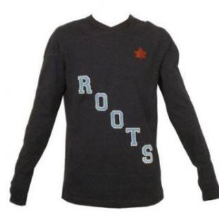 Roots mens blue T shirts   L   (14940   14941) Clothing