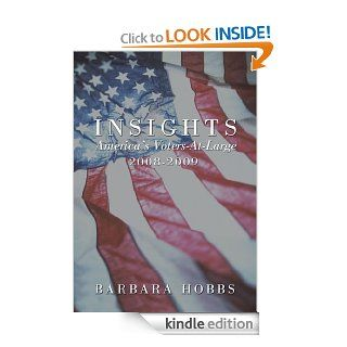 Insights America's Voters At Large eBook Barbara Hobbs Kindle Store