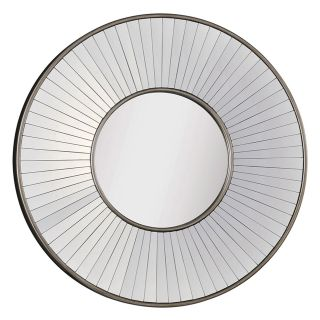 Ren Wil Addison Wall Mirror   42 diam.in.   Wall Mirrors