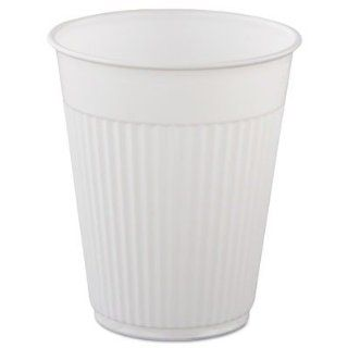 Plastic Medical and Dental Cups in White  Disposable Cups