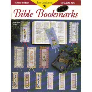 Bible Bookmarks (Just CrossStitch #855): linda Jary: Books