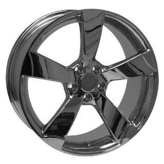 19 Inch Chrome Audi Wheels Rims Automotive