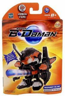 B Daman Basic Figure Midnight Blade: Toys & Games