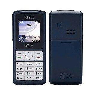 LG CG180   Cellular phone   GSM   bar   AT&T: Electronics