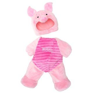 Build a Bear Workshop, 2 pc. Piglet Outfit Teddy Bear Disney Clothing  Baby Plush Toys  Baby