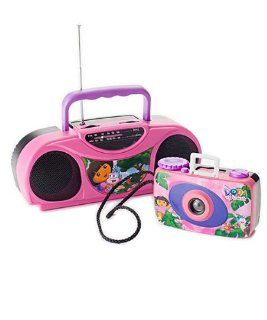 Dora the Explorer ** Camera & Radio Kit ** Nickelodeon: Toys & Games
