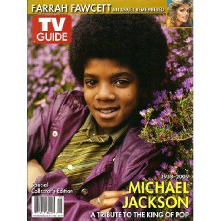 Michael Jackson Cover TV Guide Magazine Special Collector's Edition Summer 2009: A Tribute to the King of Pop: Debra Birnbaum: Books