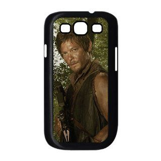 Cool Daryl Dixon The Walking Dead Samsung Galaxy S3 i9300 Case Fashion Durable Samsung Galaxy S3 i9300 Hard Cover Cell Phones & Accessories