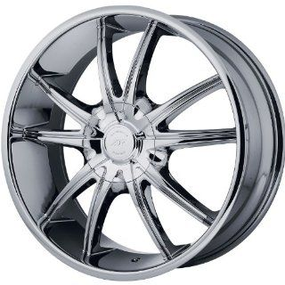 """American Racing AR897 Wheel with Bright PVD Finish (22x9""""/6x5.5"""") Automotive"""