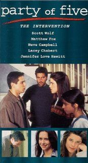 Party of Five: The Intervention [VHS]: Matthew Fox, Scott Wolf, Neve Campbell, Lacey Chabert, Paula Devicq, Jennifer Love Hewitt, Jeremy London, Scott Grimes, Andrew Cavarno, Steven Cavarno, Jennifer Aspen, Michael A. Goorjian, Bruce M. Pasternack, Rob Sei