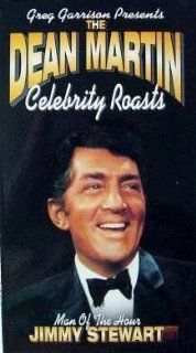 The Dean Martin Celebrity Roasts: Man of the Hour, Jimmy Stewart [VHS]: Dean Martin, Jimmy Stewart, Henry Fonda, Lucille Ball, Milton Berle, George Burns, Don Rickles, Rich Little, Phyllis Diller, Jack Benny, Greg Garrison: Movies & TV