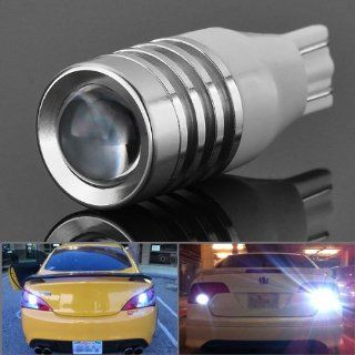 2 pc 912 920 921 T15 Aluminum Canbus Error Free Wedge Xenon White 3.5W SMD LED Parking Reversing Backup Door Trunk DRL Daytime Running Light Bulb For European Car Audi Fiat BMW Mercedes Sedan Coupe Vehicle Automotive