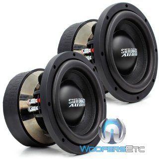 "Pair of Z 10 V.3 D2   Sundown Audio 10"" 1500 Watt RMS Dual 2 Ohm Z3 Series Subwoofer  Vehicle Subwoofer Systems"