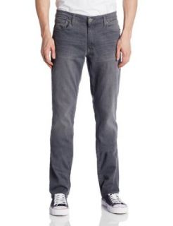 Calvin Klein Jeans Men's Slim Straight Leg Jean In Medium Grey at  Men�s Clothing store: