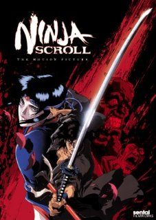 Ninja Scroll: Ninja Scroll: Movies & TV