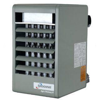 Modine PDP150AE0185 Power Vented Gas Fired Unit Heater, 150, 000 BTU/HR Input