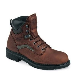 Mens Red Wing 926 (6 Inch) Soft Toe Work Boots Size 9.5 H Fashion Sneakers Shoes