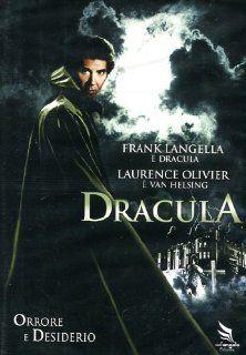 Dracula (1979) [Italian Edition] Frank Langella, Kate Nelligan, Laurence Olivier, Donald Pleasence, John Williams, John Badham Movies & TV