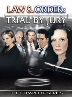 Law & Order Trial by Jury   The Complete Series Bebe Neuwirth, Amy Carlson, Fred Dalton Thompson, Jerry Orbach, Kirk Acevedo Movies & TV