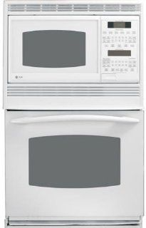"""General Electric PT970DRWW GE Profile ™ Series 30"""" Built In Double Microwave/Convection Oven Appliances"""