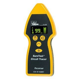 Ideal Industries RC 954 SureTest Receiver for 61 954 Circuit Tracer Network And Cable Testers Industrial & Scientific