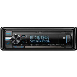 Kenwood KDC BT955HD In Dash CD//WMA Car Stereo Receiver w/ Bluetooth, HD Radio, Pandora Control