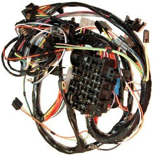 1979 Corvette Dash Main Wiring Harness: Automotive