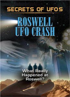 Secrets of UFOs Roswell UFO Crash Artist Not Provided Movies & TV