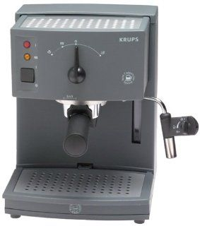 KRUPS 968 41 Novo 2300 Plus Automatic Cappuccino Machine, Grey Kitchen & Dining