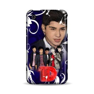 One Direction's Zayn Malik iPhone 3GS Case: Cell Phones & Accessories