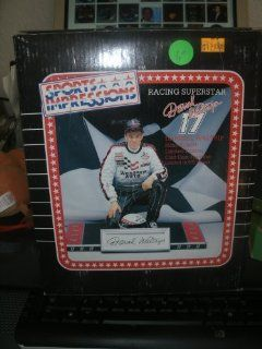 Racing Superstar Darrell Waltrip #17 Cast Figure 1 of 975: Toys & Games