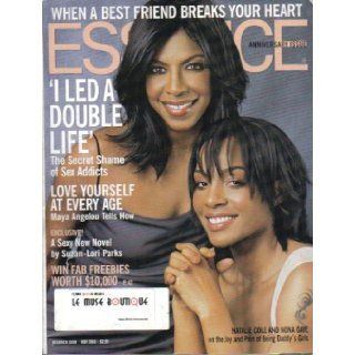 ESSENCE MAGAZINE (May 2003) Featuring: NATALIE COLE & NONA GAYE + MAYA ANGELOU TELLS HOW TO LOVE YOURSELF AT EVERY AGE: Diane Weathers: Books