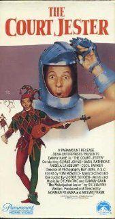 The Court Jester: Danny Kaye, Angela Lansbury, Glynis Johns, Basil Rathbone, Cecil Parker, Norman Panama, Melvin Frank: Movies & TV