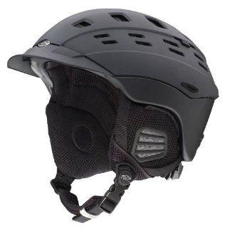 Smith Optics Variant Brim Helmet, Small, Black Irie Stereo  Snowboarding Helmets  Sports & Outdoors