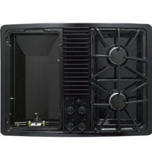 General Electric Profile PGP990DENBB   GE Profile(TM) Built In Downdraft Gas Modular Cooktop Appliances