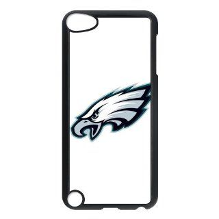 LADY LALA IPOD CASE, Philadelphia Eagles Hard Plastic Back Protective Cover for ipod touch 5th: Cell Phones & Accessories