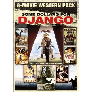 Spaghetti Western Pack 2 Terence Hill, George Hilton, Franco Nero, Anthony Steffen, John Garko, Eight Features Movies & TV